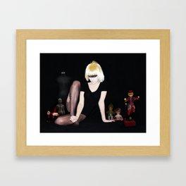 Pris, Blade Runner Framed Art Print