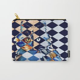 Jester The Cat IIII Carry-All Pouch