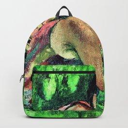 Hungarian gypsy girl - Digital Remastered Edition Backpack