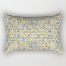 Leaves&fibres autumn Rectangular Pillow
