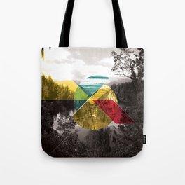 Sojourn series - Lake Mathieson Tote Bag