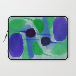 Watercolor Abstract Laptop Sleeve