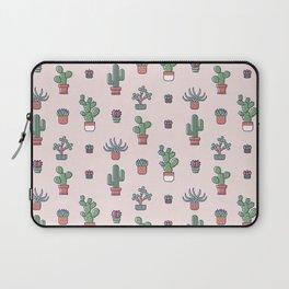 I Love Succulents Laptop Sleeve