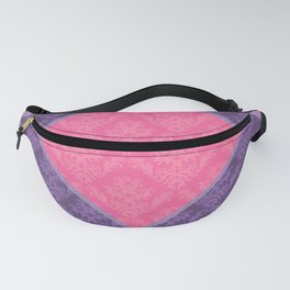 Purple Passion Fanny Pack
