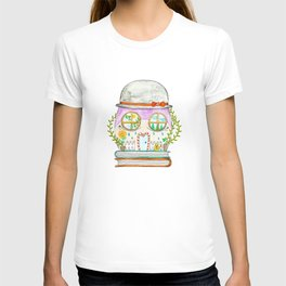 Sanity. A house for all you feelings T-shirt