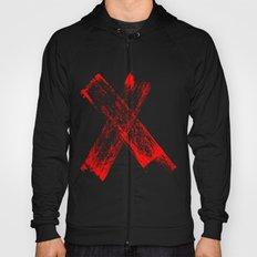 Red X Hoody