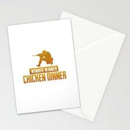 Chicken Dinner - PUBG Stationery Cards