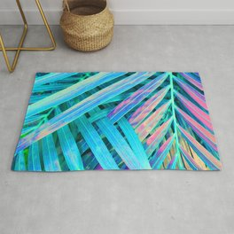 Rainbow Palms Rug
