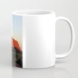 Uluru  Coffee Mug