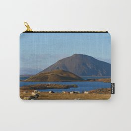 Lake Myvatn Iceland Carry-All Pouch