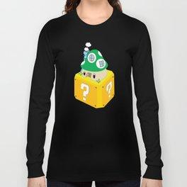 Home Sweet Mushroom Long Sleeve T-shirt