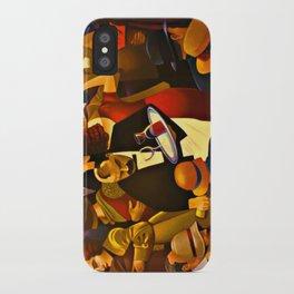 The Speakeasy iPhone Case