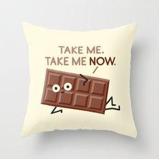 Sweet Talk Throw Pillow
