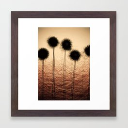 datadoodle 008 Framed Art Print