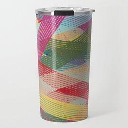 Ribbons 5 Travel Mug