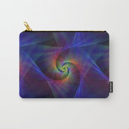 Fractal magic lights Carry-All Pouch