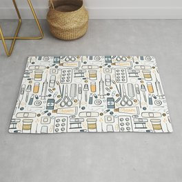 First aid kit Rug