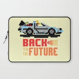 Back to the future: Delorean Laptop Sleeve
