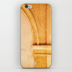 Stone arch detail. iPhone & iPod Skin