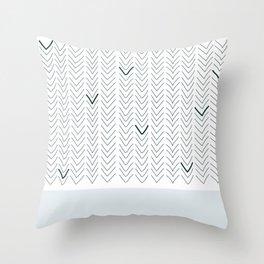 Coit Pattern 2 Throw Pillow
