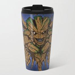 Cosmic tree Metal Travel Mug