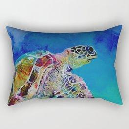 Honu 7 Rectangular Pillow