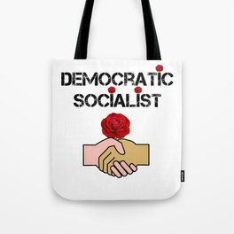 Democratic Socialists Of America Tote Bag