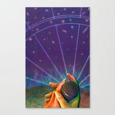 Enigma Concert Canvas Print