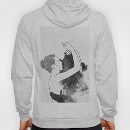 Lonely days of galaxy. Hoody