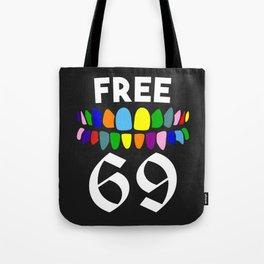 FREE TEKASHI 6IX9INE Tote Bag