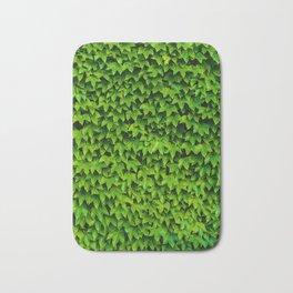 Greenery Luck (Color) Bath Mat