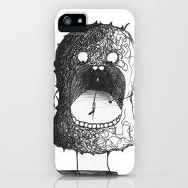 Monster Love iPhone Case