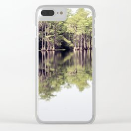 Florida Beauty 7 Clear iPhone Case