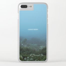 A Distant Memory Clear iPhone Case