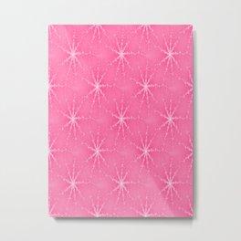 Pink Twinkles Metal Print