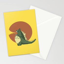 Most Feared Kaiju Stationery Cards