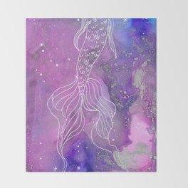 Mystic Waters Throw Blanket