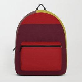 Winter Windowpane Backpack