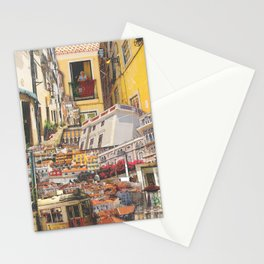 Lisbon in pieces Stationery Cards