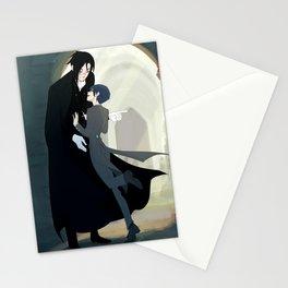 "Black Butler- ""don´t run on hallways"" Stationery Cards"