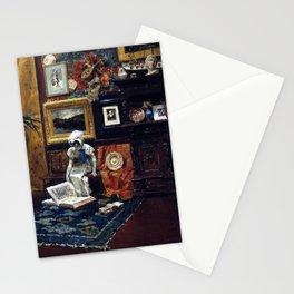 William Merritt Chase Studio Interior Stationery Cards