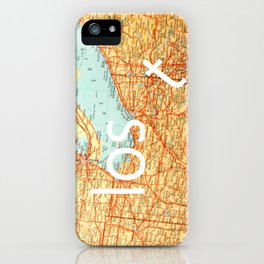 The Lost T iPhone Case