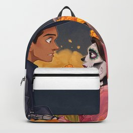 Amor eterno Backpack