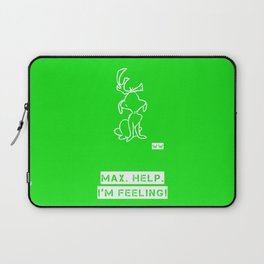 GRINCH Laptop Sleeve