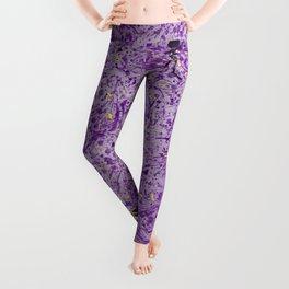 Purple People Eater Leggings