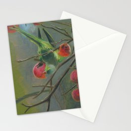 parrot 2 Stationery Cards