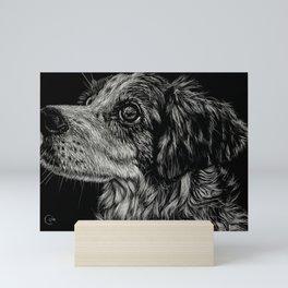 Winnie Mini Art Print