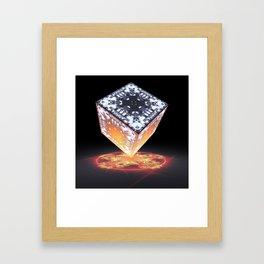 Mandlebox_v_Julia Framed Art Print