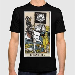 13 - Death T-shirt