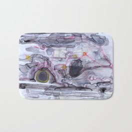 Abstract 2 Bath Mat